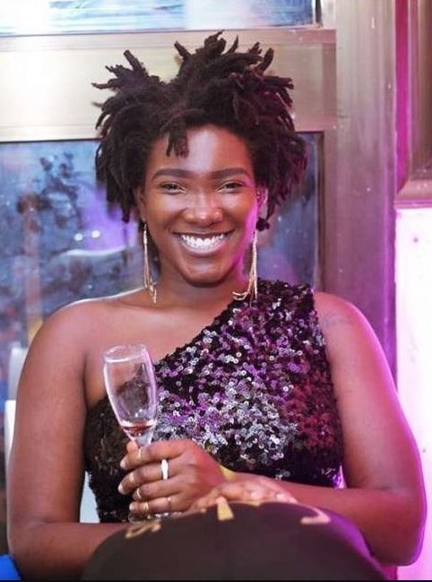Ebony death1 - I will be auctioning Ebony Reigns clothes, other things-Ebony's father