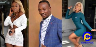 Even my wife knows I have a huge crush on Efia Odo; She is the love of my life-Salinko