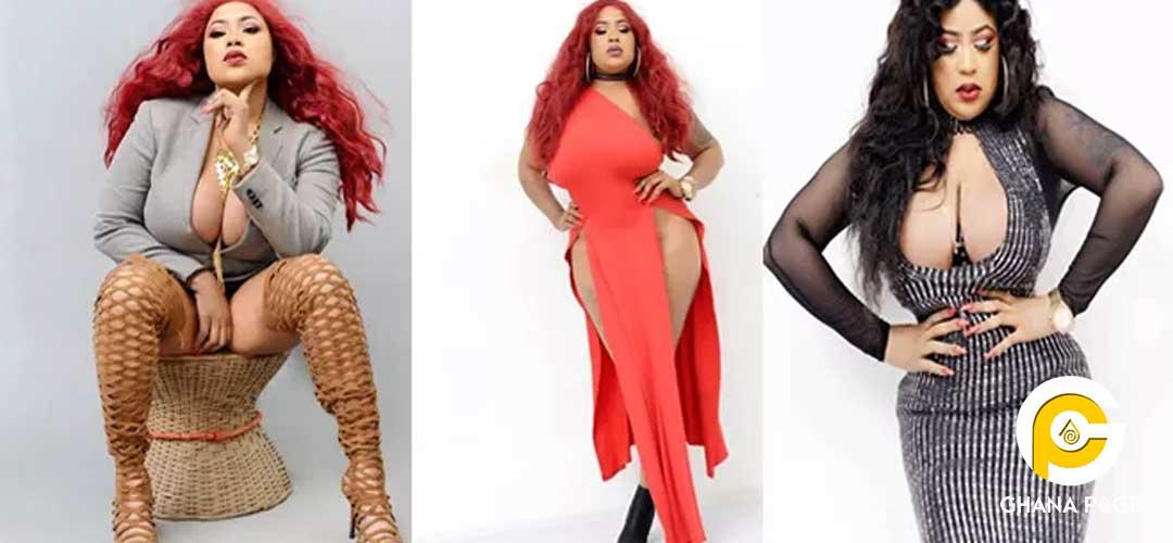 Ella Mensah - I spend between 1000 to 2000 pounds to bleach my skin – Ella Mensah
