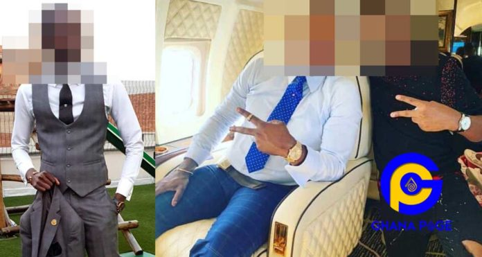 I fvck my church's bisexual General Overseer 3 times in a week for GH¢2,500-Ghanaian man confesses