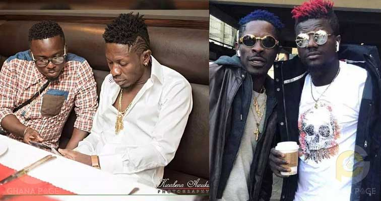 Shatta Wale reports Pope Skinny, Flossy Blade to police