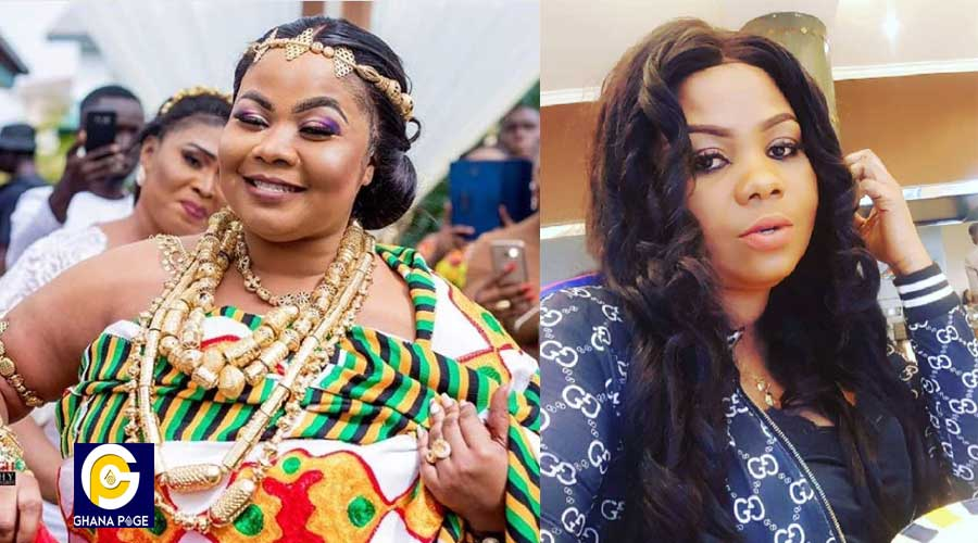 I almost committed suicide after my first marriage failed -Gifty Adorye