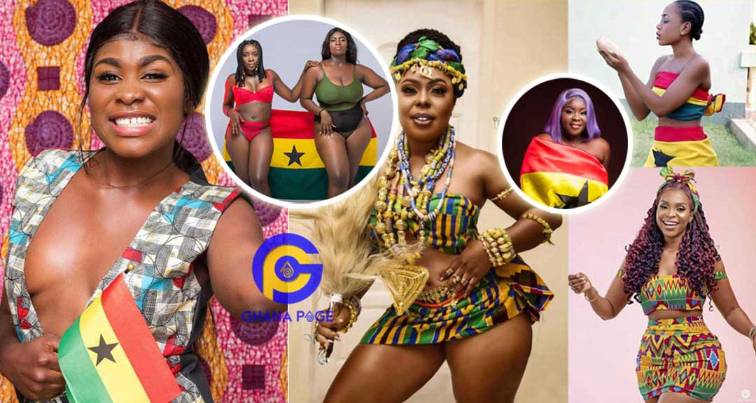 Ghanaian celebrities Independence Day - How Ghanaian celebs celebrated Independence Day with gorgeous photos