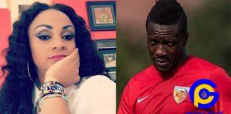 Gifty Gyan hints she might forgive Asamoah Gyan
