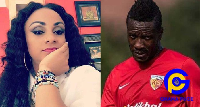 Gifty Gyan hints she might forgive Asamoah Gyan