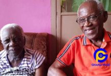 Veteran broadcaster Joe Lartey & wife celebrate 70yrs of marriage