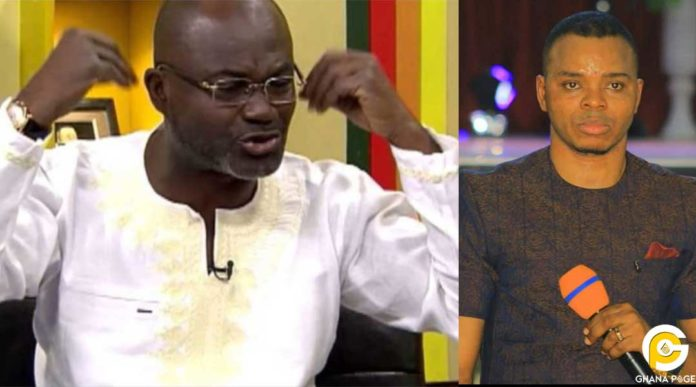 Are you mad or stupid to chew Obinim's sticker?-Kennedy Agyapong