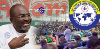 Kennedy Agyapong blames Pentecost Church as the cause of all Ghana problems