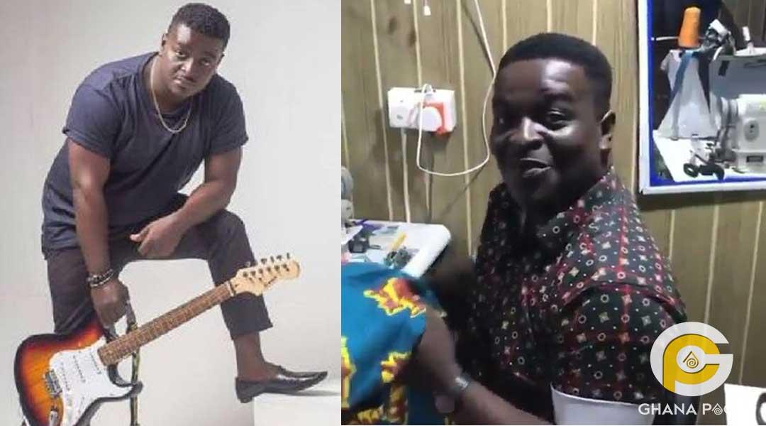 Kumi Guitar - Kumi Guitar now a tailor after Zylofon collapse?