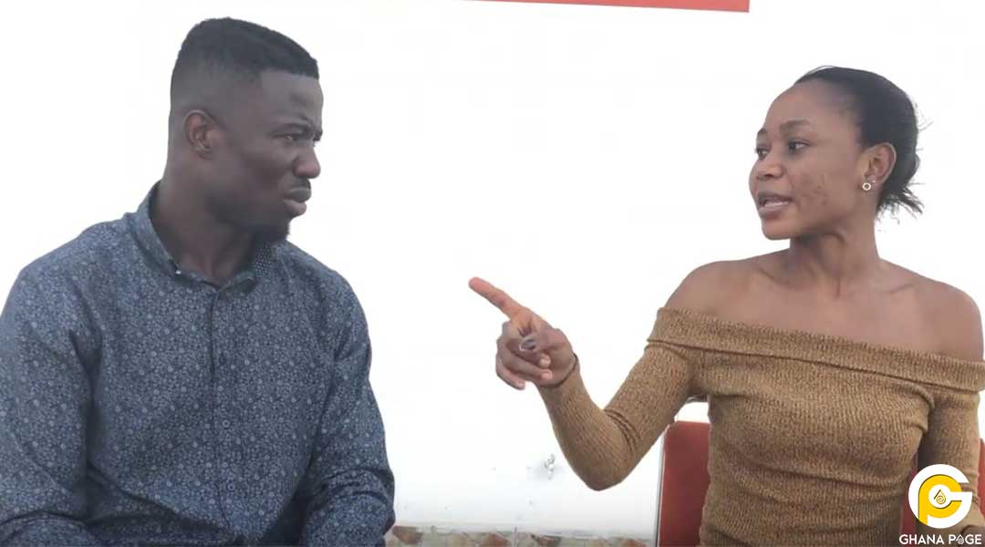 Kwaku Manu Akuapem Poloo interview - Kwaku Manu aggressive interview with Akuapem Poloo