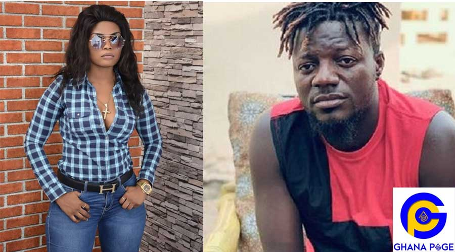 MAGDALENE POPE - Acclaimed sister of Shatta Wale reacts to 'sex partner' allegations