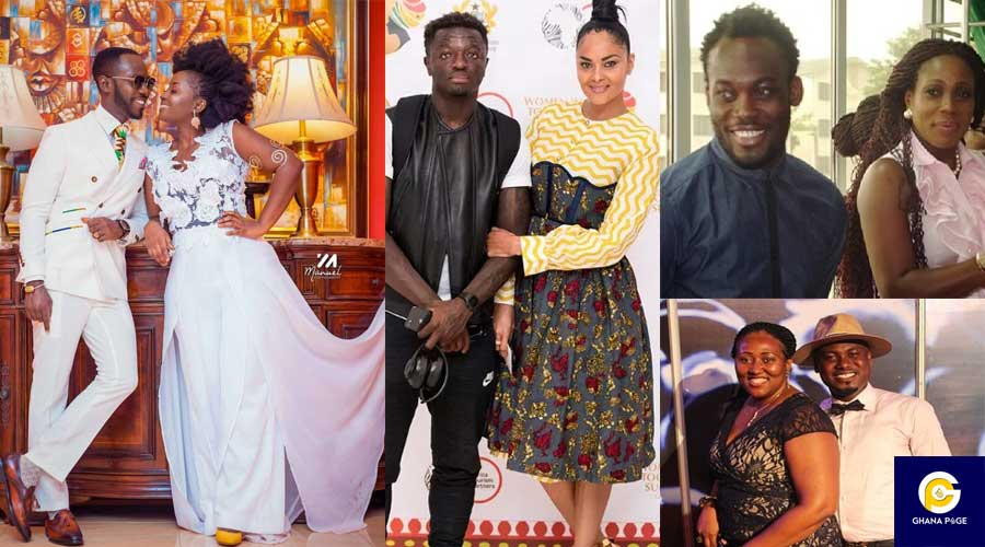 6 Ghanaian Celebrities who married their best friends