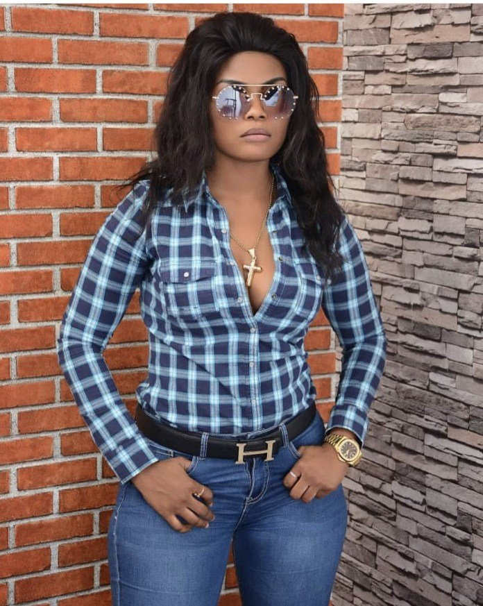 Magdalene Love - Acclaimed sister of Shatta Wale reacts to 'sex partner' allegations