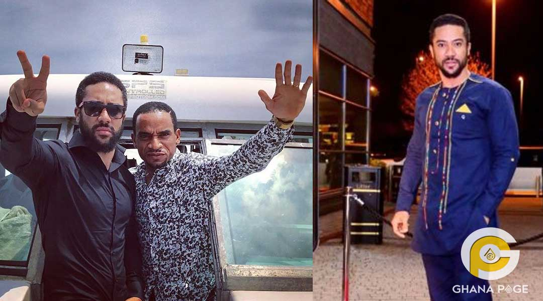 Majid Michel Pascal Amanfo - Truth about Majid's alleged throat surgery revealed by Movie director