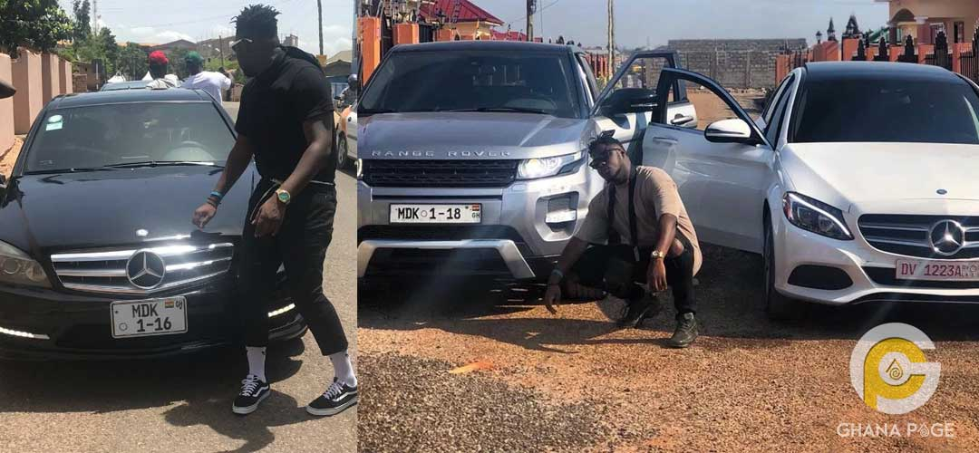 Medikal - Military allegedly storm Medikal's house to seize his cars