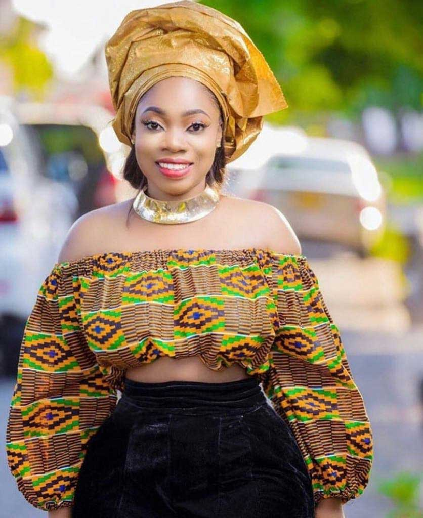 Moesha Boduong 1 - I know I'm one of Ghana's problem – Moesha Boduong