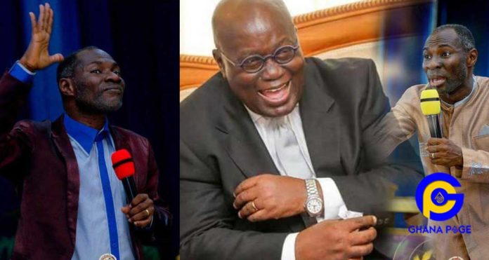 Video: Akufo-Addo collapsed local businesses with his famous