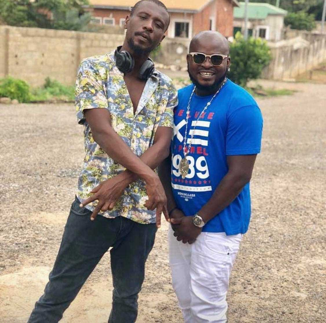 Oguns Kele and Okomfo Kwaade - Okomfo Kwaade has relapsed-Oguns Kele has sacked him from his house