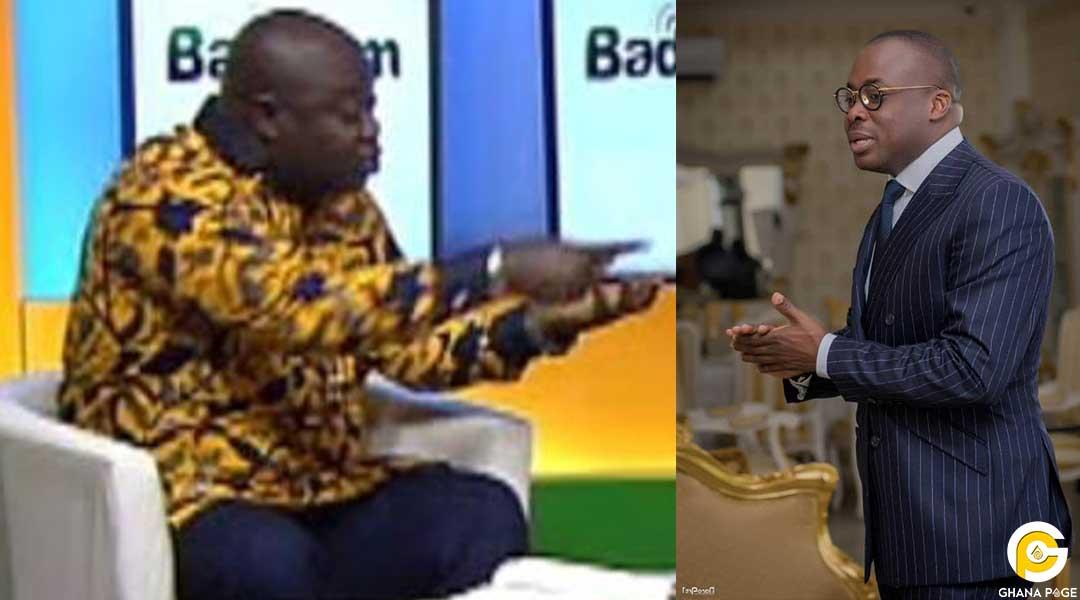 Omanhene Paul Adom Otchere - Omanhene blasts Paul Adom Otchere over Manasseh's expose