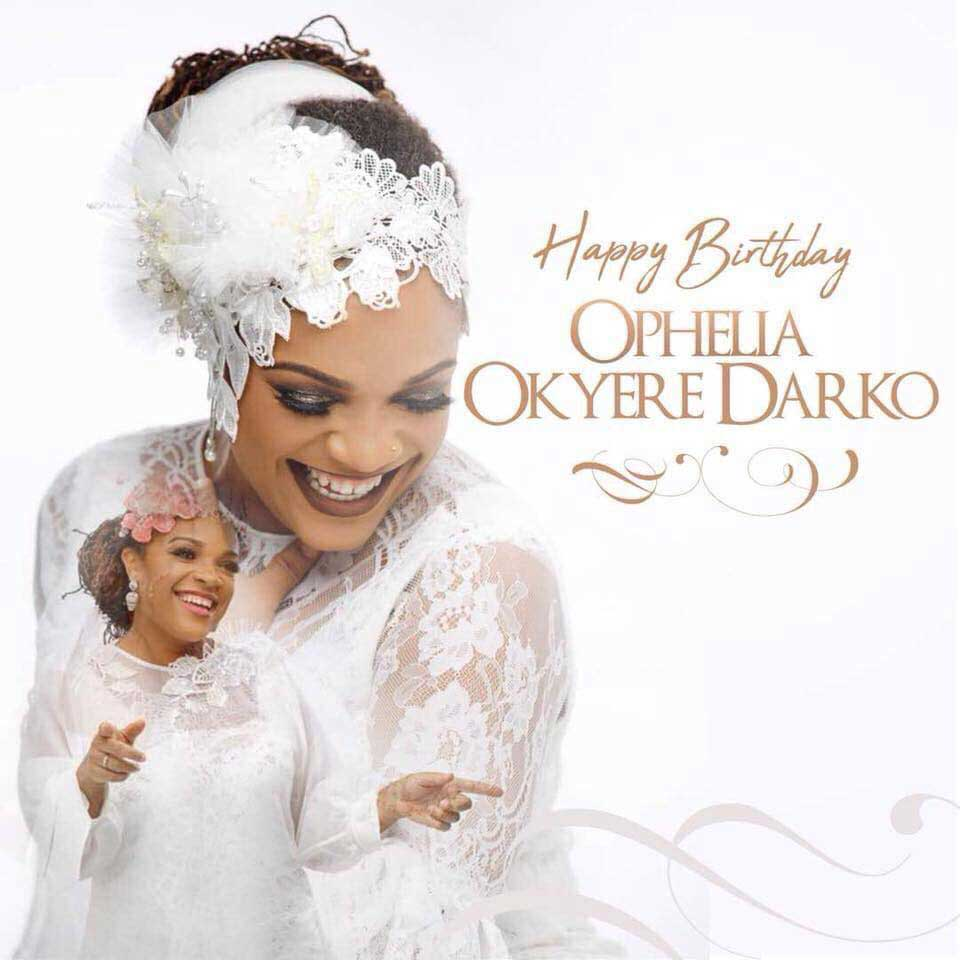 Ophelia Okyere Darko KOD Wife 5 - KOD shares beautiful photos of his wife as she celebrates birthday