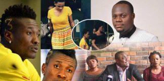 Audio: How Asamoah Gyan fvcked Sarah Kwablah till blood came-Osarfo Anthony narrates