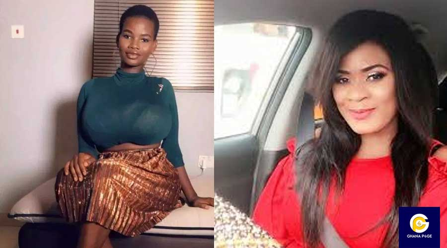 POLICE NAYAS PAMELA REPORTS BF - You are wanted by the police -Pamela Odame to Nayas