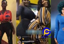 A video of popular rivals Nayas and Pamela twerking together goes viral [Watch]