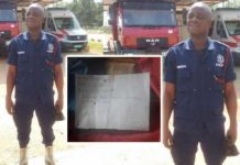 Takoradi: Police officer shoots himself to death over theft