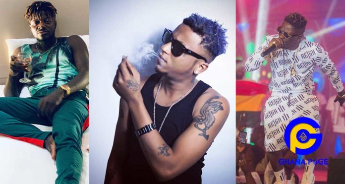 Video:Ara B joins Shatta Wale-Pope Skinny's beef~ tears Pope Skinny into pieces for being a snitch