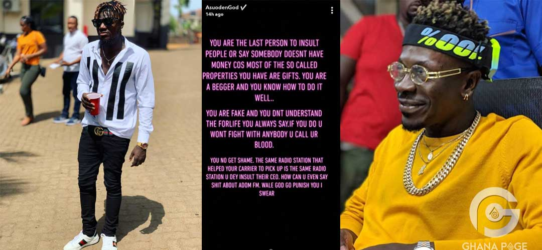 Pope Skinny Shatta Wale properties - All of Shatta Wale's properties that he brags about are gifts – Pope Skinny