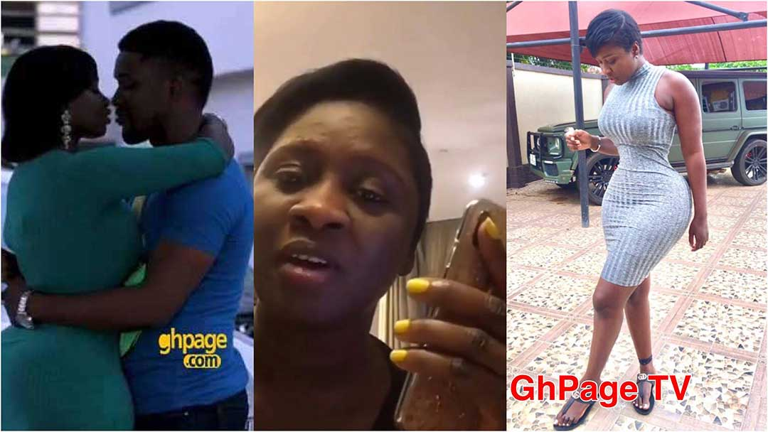 Princess Shyngle bf - Princess Shyngle calls boyfriend on phone to ask why he is still dating her