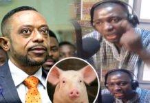 Owusu Bempah is an idiot and a bleached face pastor - Mugabe Maase