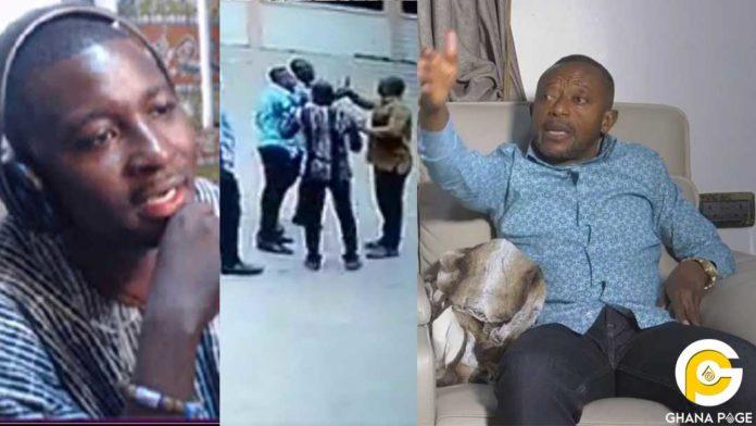 Rev Owusu Bempah details why he stormed radio xyz