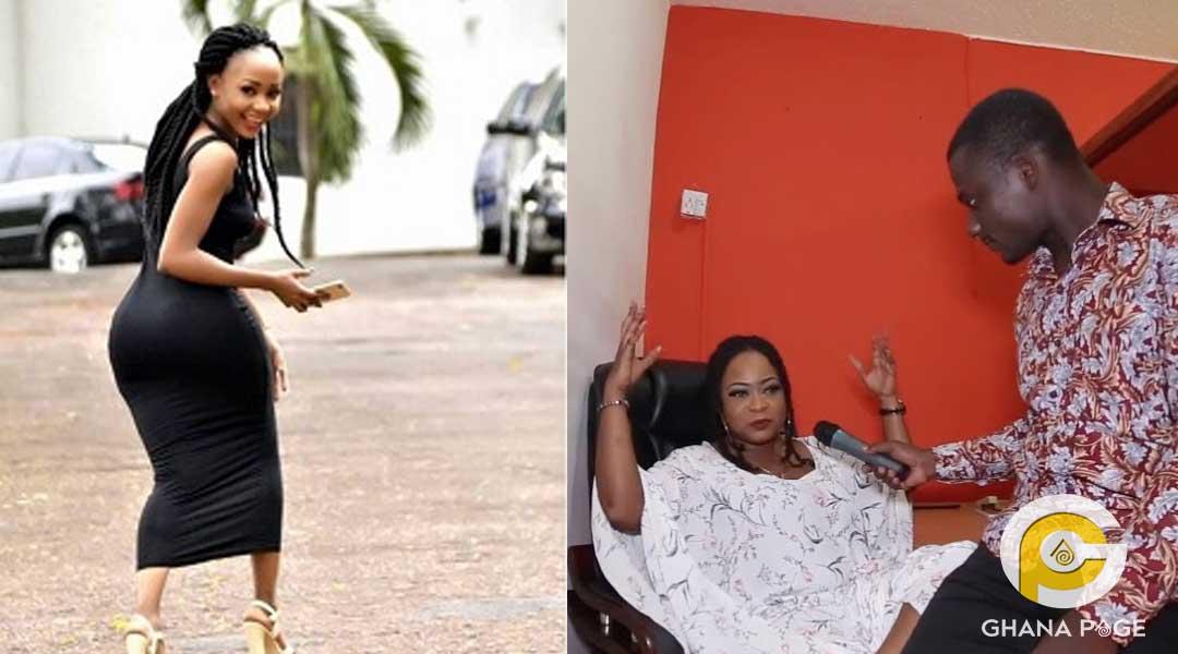 Rosemond Brown Barbie Daapah - Akuapem Poloo should be careful of what she is doing – Barbie Daapah