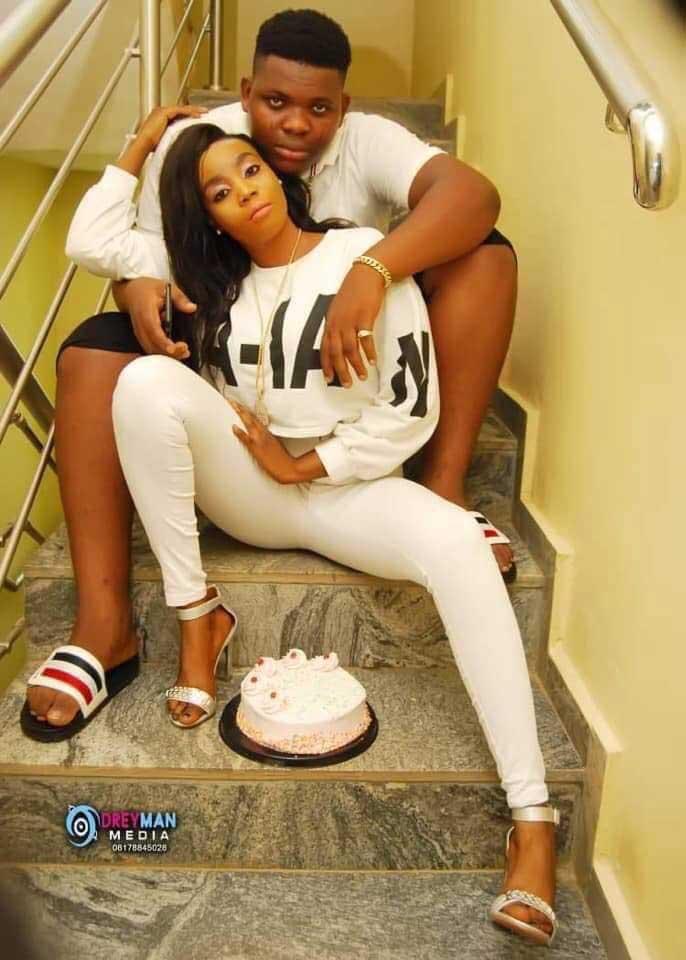 Sdj Teeman Sakawa boy 1 - Nigerian big boy Sdj Teeman caught with a heap of used sanitary pads