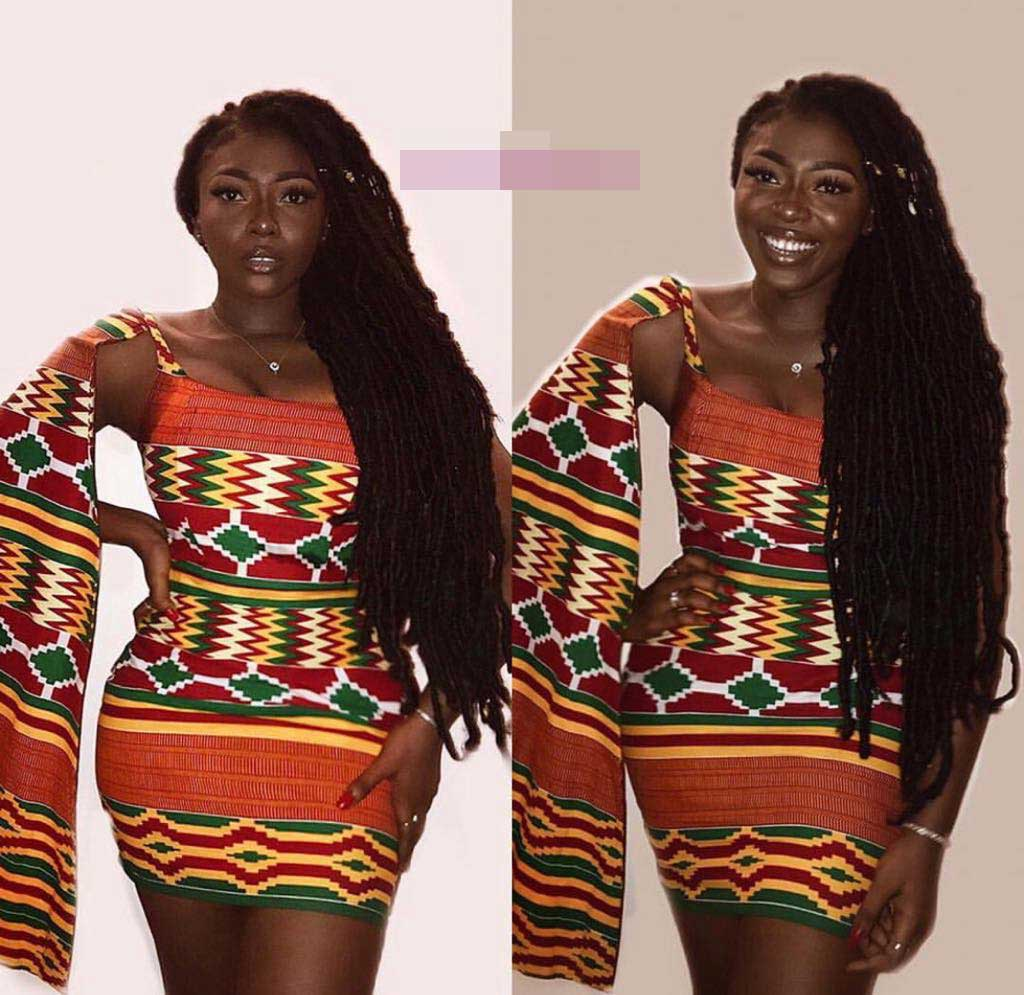 Sefa - How Ghanaian celebs celebrated Independence Day with gorgeous photos