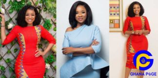 Serwaa Amihere releases stunning photos to celebrate her 29th birthday