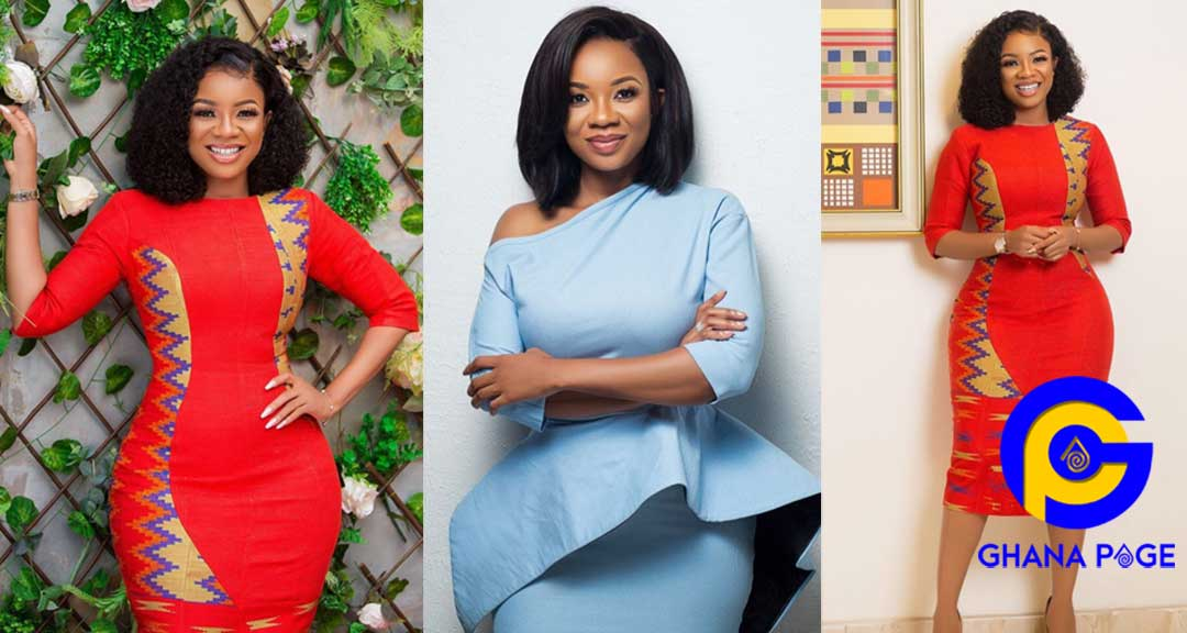 Serwaa Amihere photo - Serwaa Amihere releases stunning photos to celebrate her 29th birthday