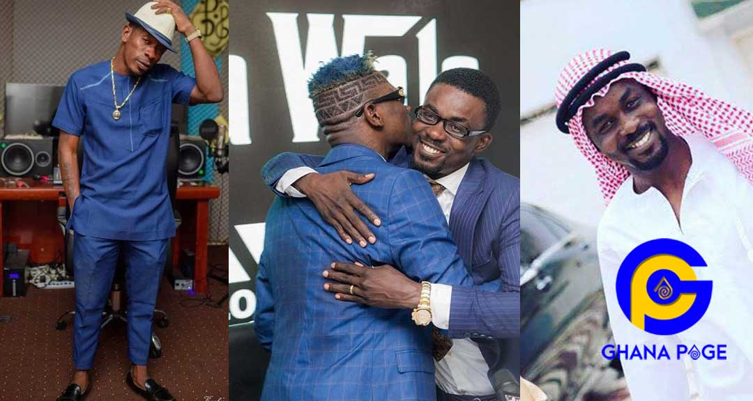 Shatta Wale Nana Appiah Mensah 1 - Shatta Wale speaks on Menzgold 'scam'-This's his message to NAM1
