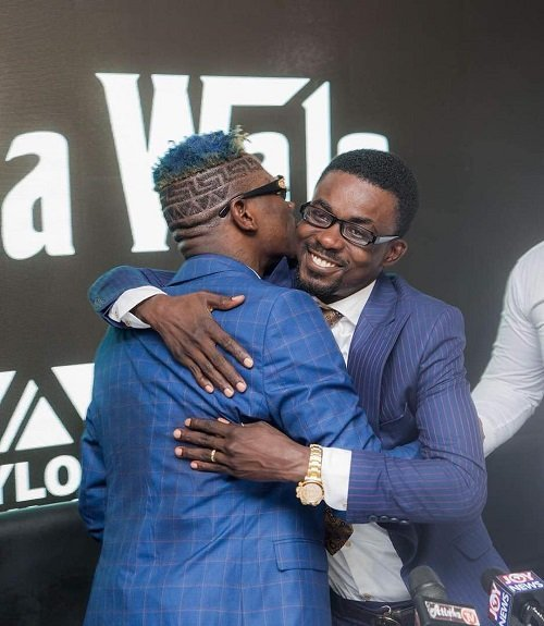 Shatta Wale Nana Appiah Mensah - Shatta Wale speaks on Menzgold 'scam'-This's his message to NAM1