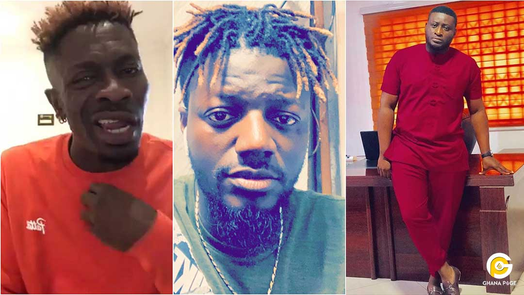 Shatta Wale Pope Skinny Julio - Shatta Wale reveals the real reason why he sacked Pope Skinny