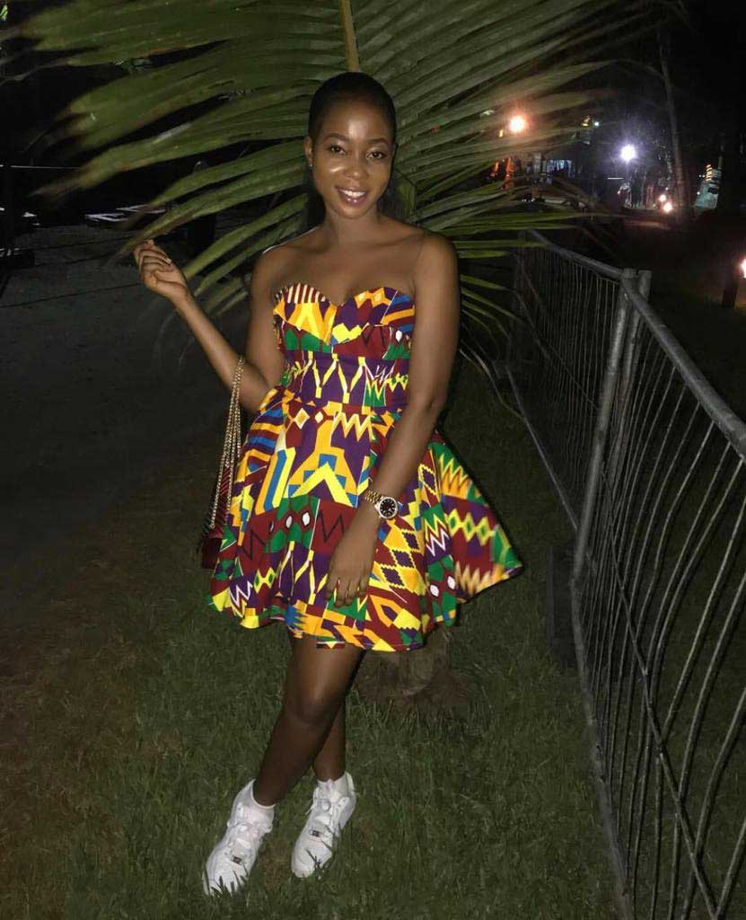 Slay Queen 1 - How Ghanaian celebs celebrated Independence Day with gorgeous photos
