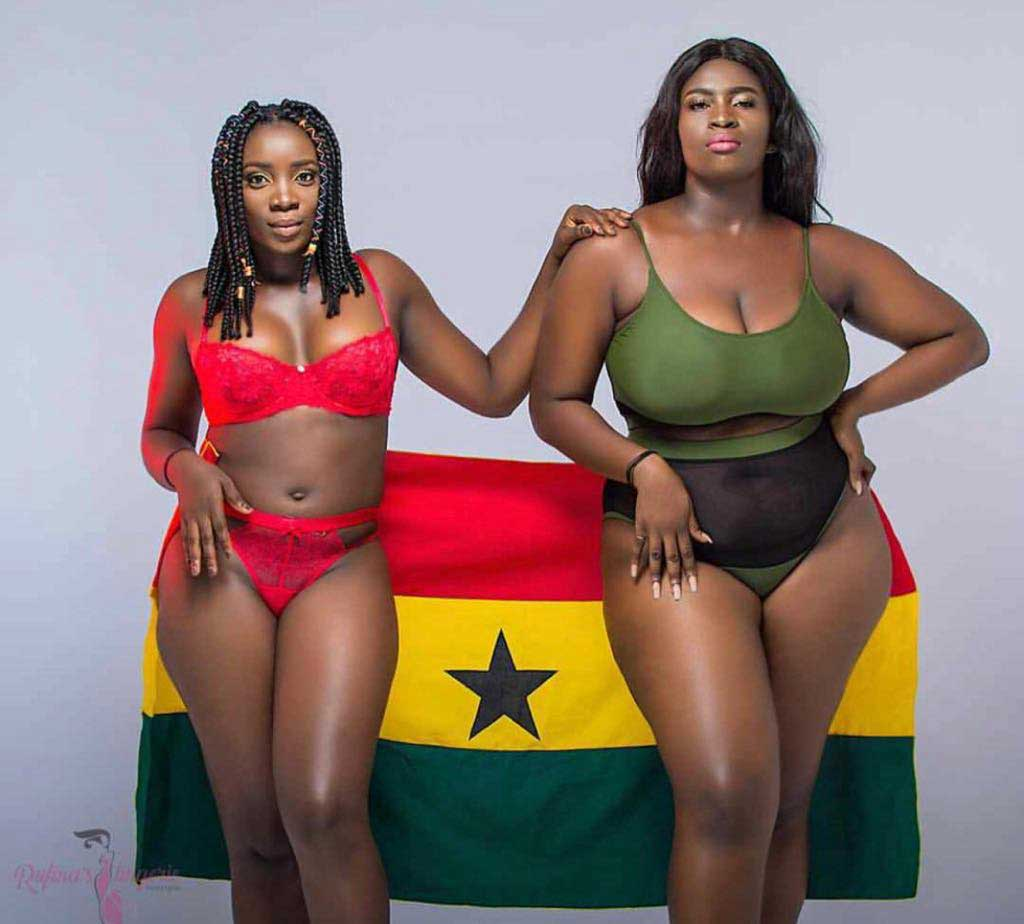 Slay Queens 1 - How Ghanaian celebs celebrated Independence Day with gorgeous photos