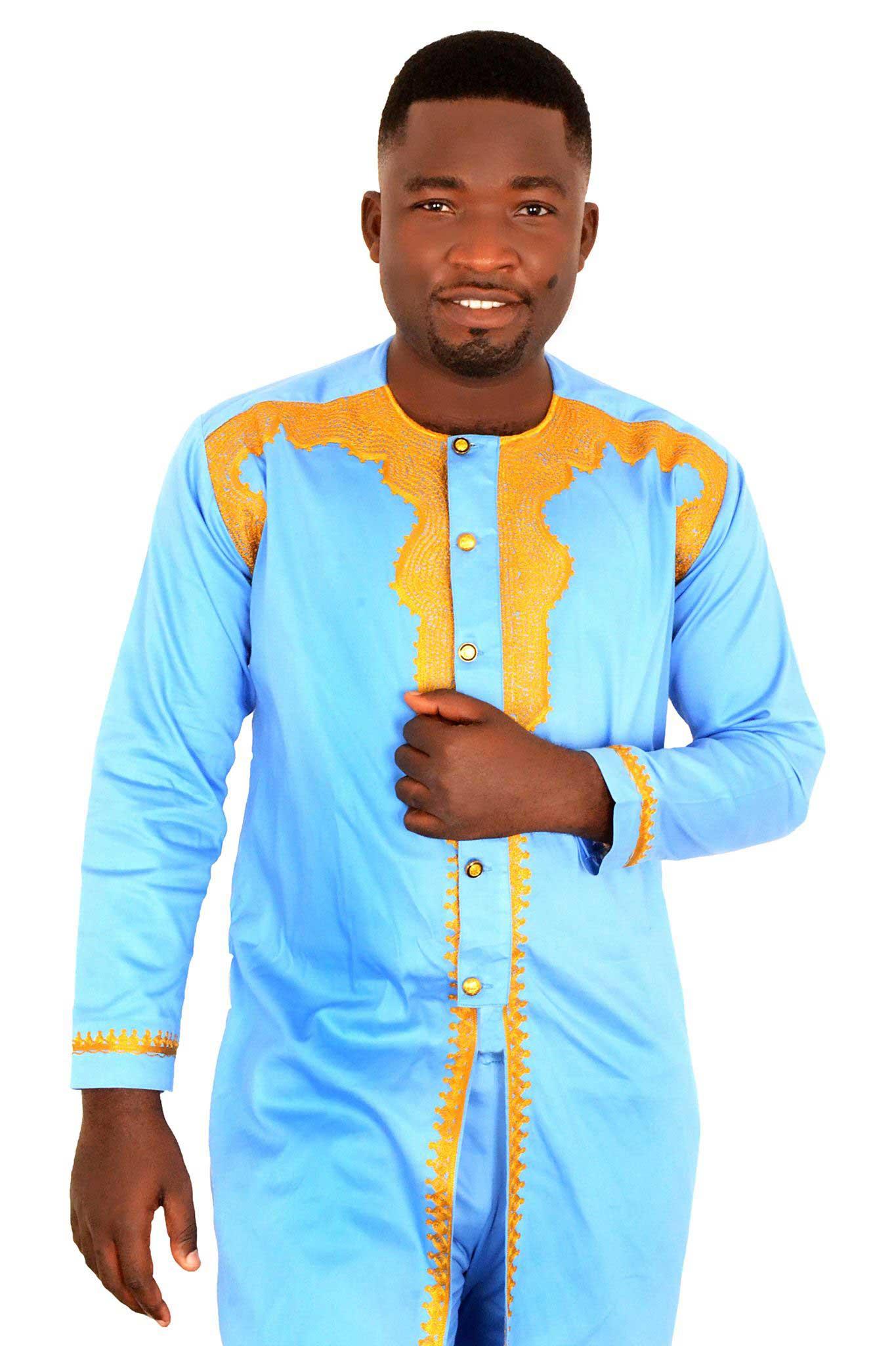 Solomon Bismark Arthur 3 - Abstain from nudity to avoid regrets in the future–Gospel musician advises