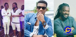 Samini finally gives the real reason why Kofi Kinaata left HighGrade Family
