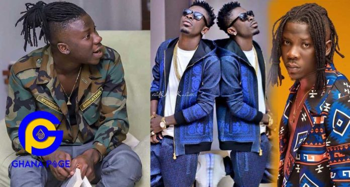 Even if I walk on water, some people will say it's because I can't swim-Stonebwoy jabs Shatta Wale