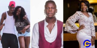 Read the Sweet birthday message from Dr. Louisa to Stonebwoy that melt the heart of the Lion