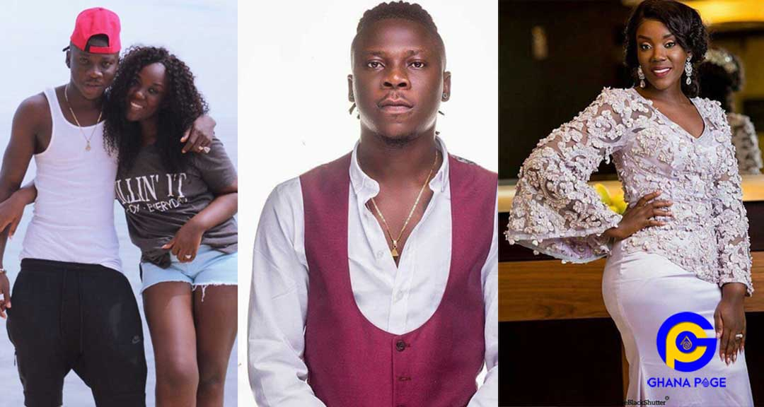 Stonebwoy and wife Louisa - Sweet birthday message from Louisa to Stonebwoy that melt his heart