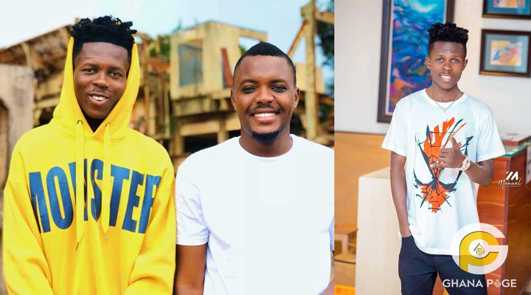 Strongman and Manager - Strongman's manager blasts VGMA board for failing to nominate Strongman