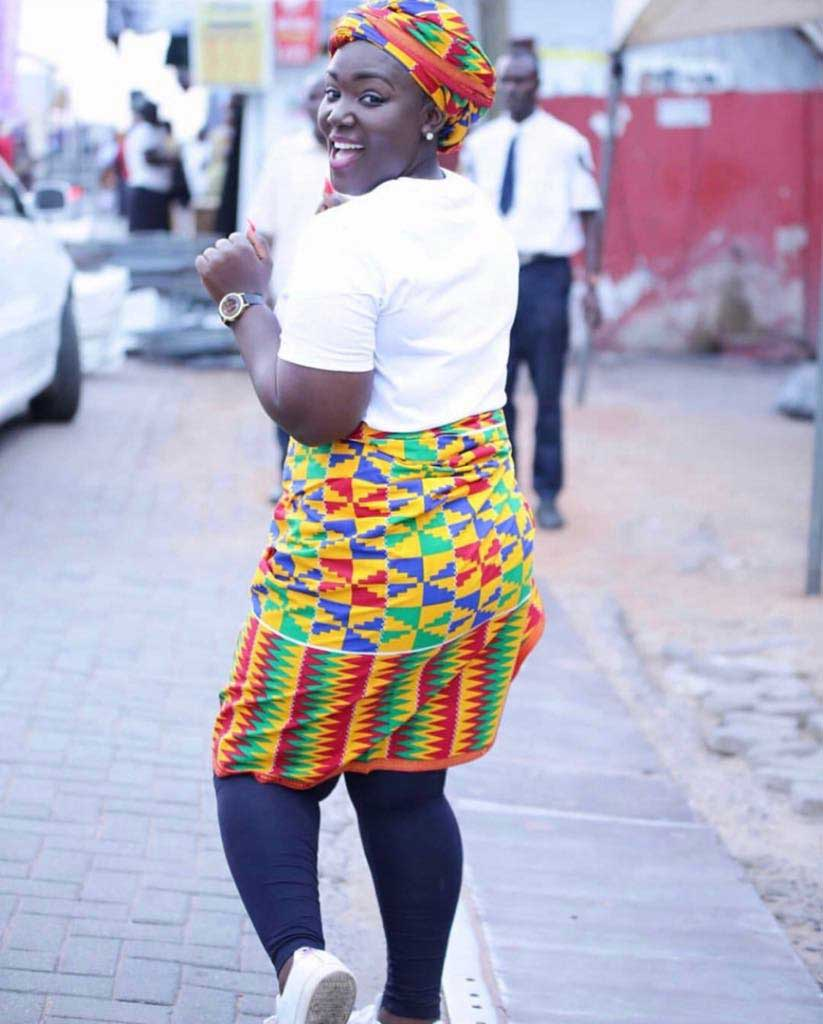 Tima Kumkum - How Ghanaian celebs celebrated Independence Day with gorgeous photos